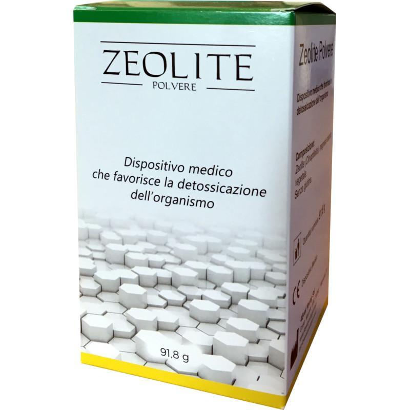 zeolite in polvere