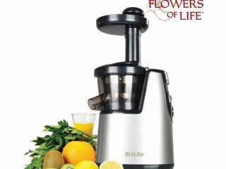 estrattore biolife slow juicer