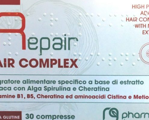 Maca Repair hair complex