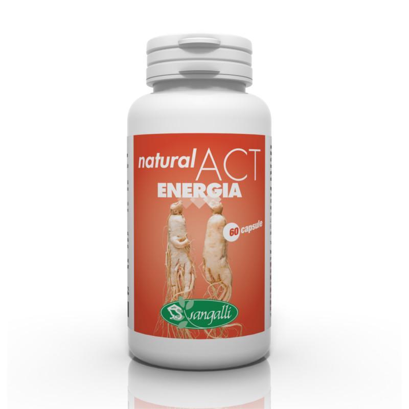natural act energia
