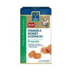 Caramelle con Miele di Manuka e Propoli