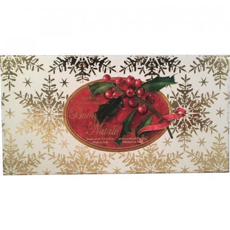 Saponi Natalizi Buon Natale, per un regalo elegante e profumatissimo