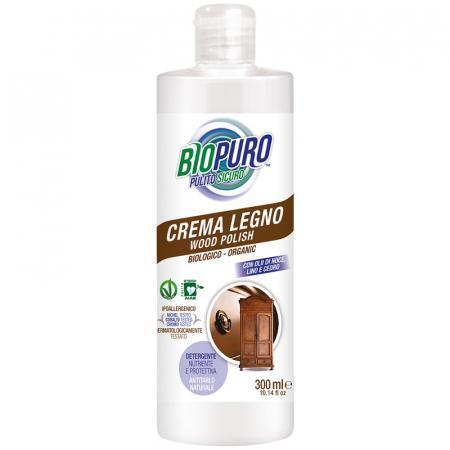 Crema Legno eco detergente per mobili