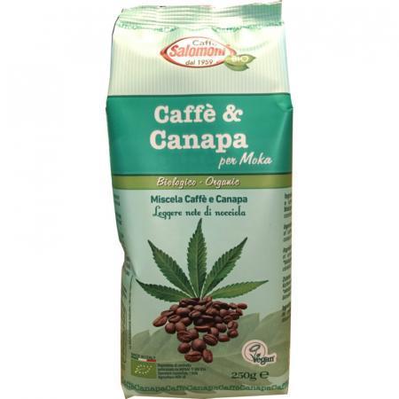 caffè e canapa biologico