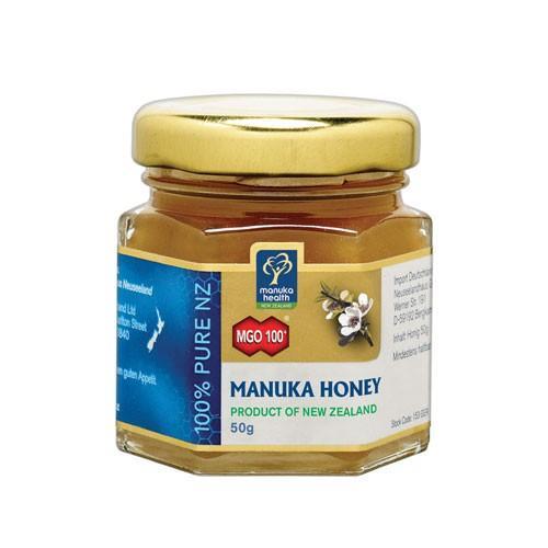 Miele di Manuka MGO 100 barattolo di miele da 50 g prodotto in Nuova Zelanda