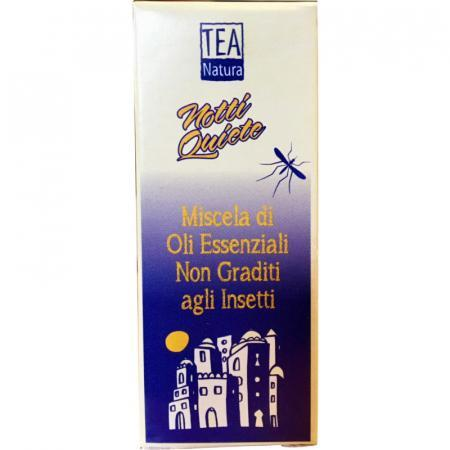 oli essenziali antizanzare Tea natura