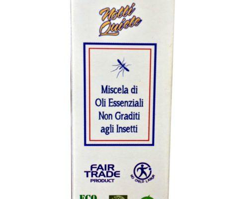 oli essenziali anti zanzare