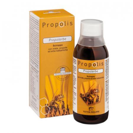 propolerbe sciroppo con miele propoli ed erbe balsamiche