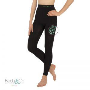 leggings body anticellulite con caffeina
