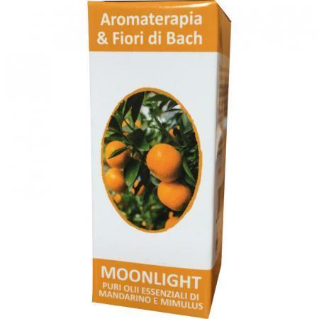 olio essenziale mandarino e fiori di bach mimulus