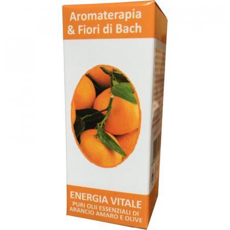 olio essenziale arancio fiori di bach olive