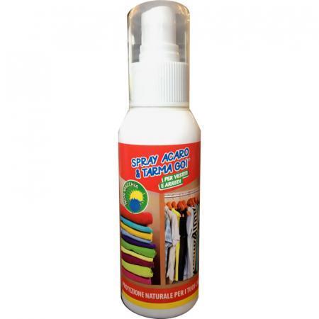 spray anti tarme e anti acaro go
