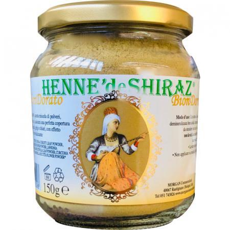 Hennè biondo dorato hennè de Shiraz