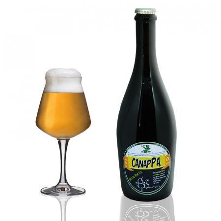Birra alla Canapa Belgian Ale Canapa delle Marche