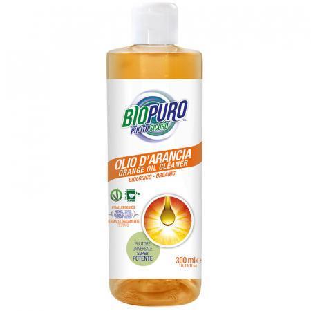 olio di arancia detergente pulitore