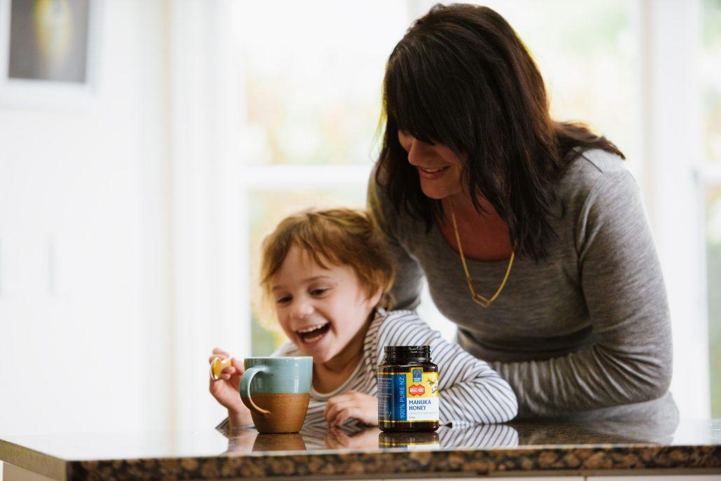 miele di manuka MGO per tutta la famiglia. Scegli l'originale MGO™
