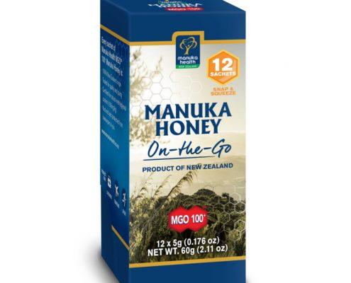 Miele di Manuka in comode bustine da 5 grammi