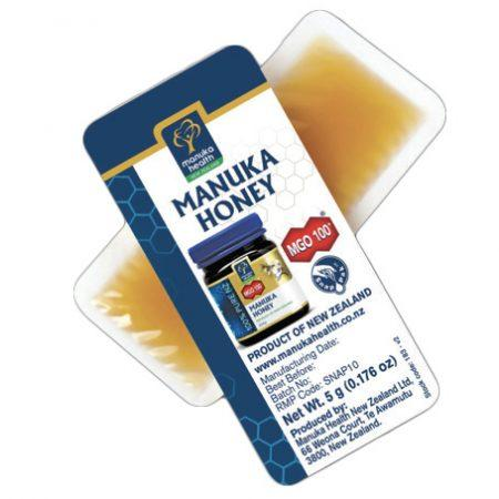 Miele di Manuka on-the-go bustina 5 grammi