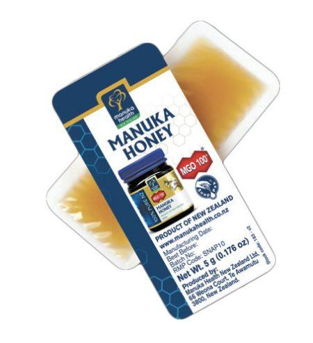Miele di Manuka bustina 5 grammi