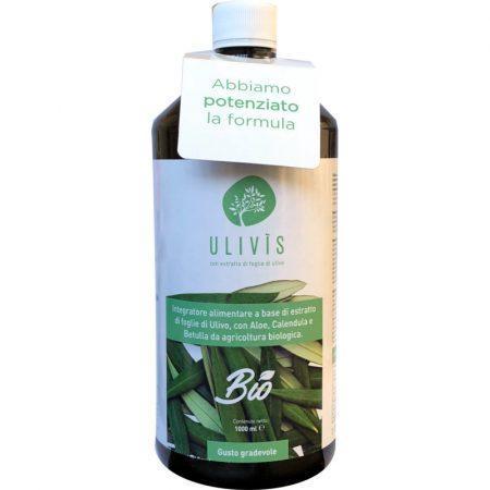 estratto foglie di ulivo