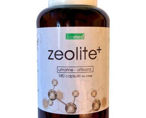 zeolite pura clinoptilolite 180 capsule vegetali