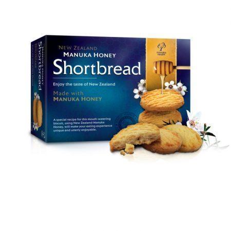 Frollini con Miele di Manuka confezione da 16 biscotti dalla Nuova Zelanda