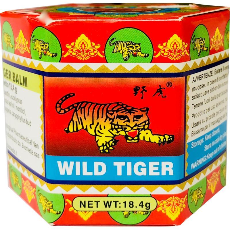 balsamo di tigre rosso originale