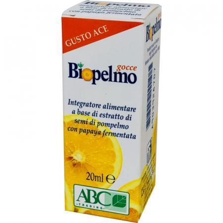 biopelmo gocce con Pompelmo e Papaya