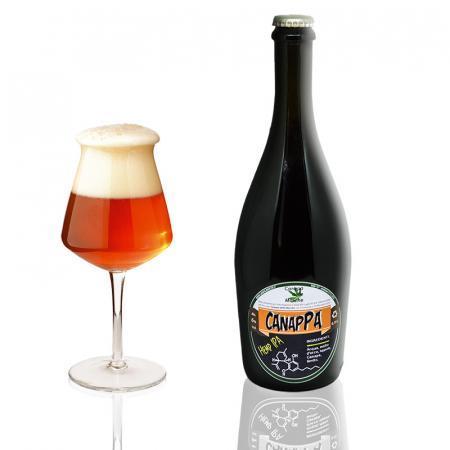 Birra alla Canapa Hemp Ipa da Canapa delle Marche