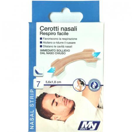 cerotti nasali per il russare
