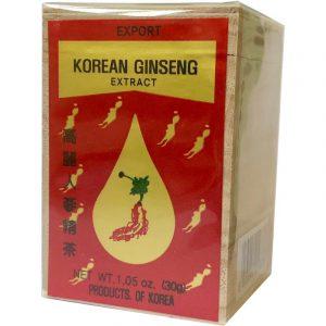 Estratto di Ginseng Coreano