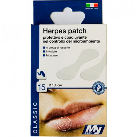 patch per herpes labiale