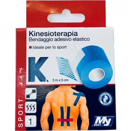 kinesioterapia bendaggio adesivo elastico