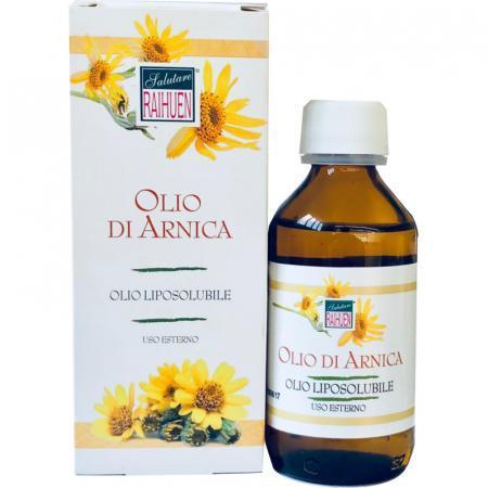 olio di arnica liposolubile