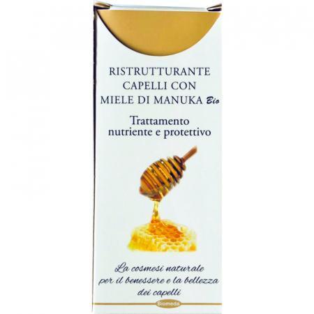 ristrutturante per capelli con Miele di Manuka bio