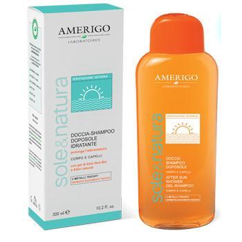 doccia shampoo da Amerigo