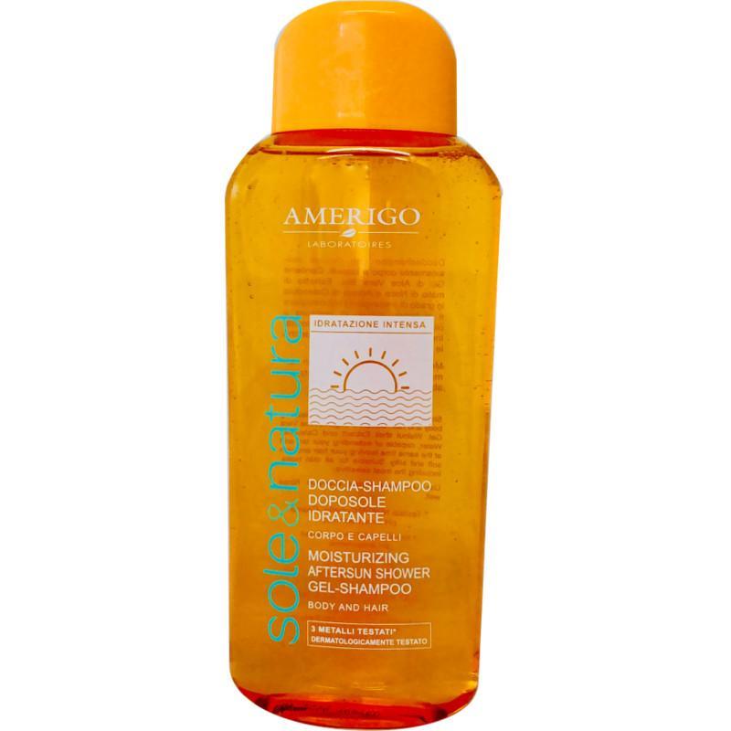 doccia shampoo doposole idratante da Amerigo