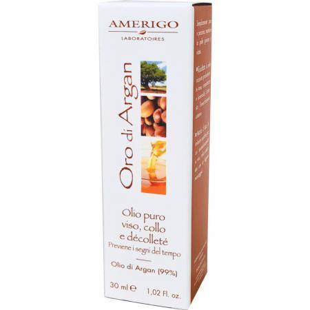 Olio di Argan puro al 99% da Amerigo