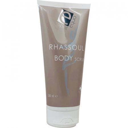 Rhassoul body scrub argilla del Marocco