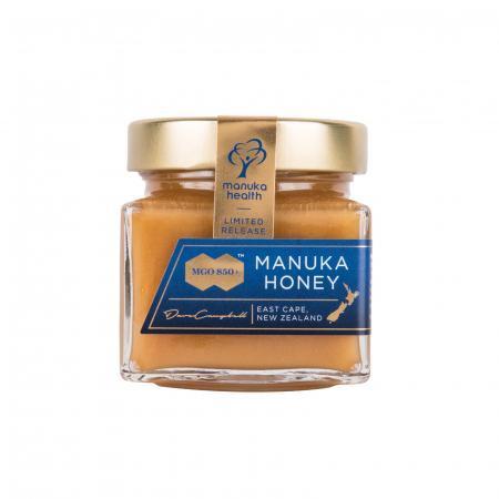 Vasetto vetro miele di Manuka MGO850