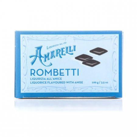 liquirizia rombetti amarelli all'anice