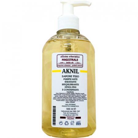 Aknil Sapone liquido contro l'acne