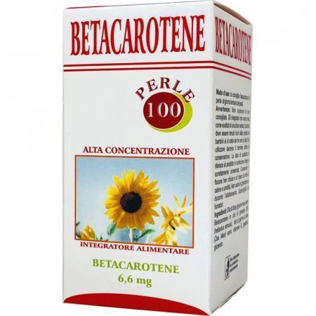 betacarotene in perle ad alta concentrazione