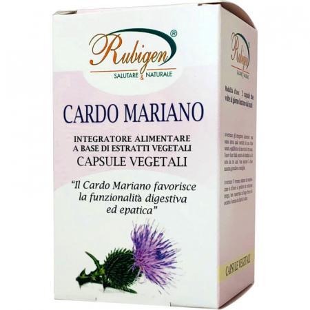 Cardo Mariano in capsule da Natur Farma
