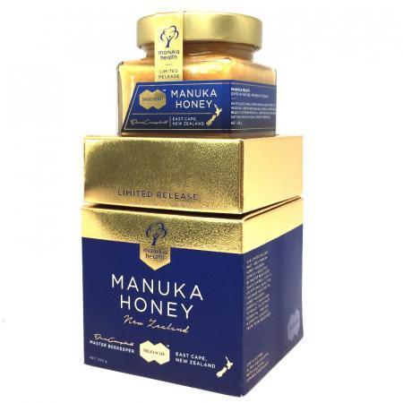 Miele di Manuka MGO 850 da Manuka Health NZ, il più forte in assoluto