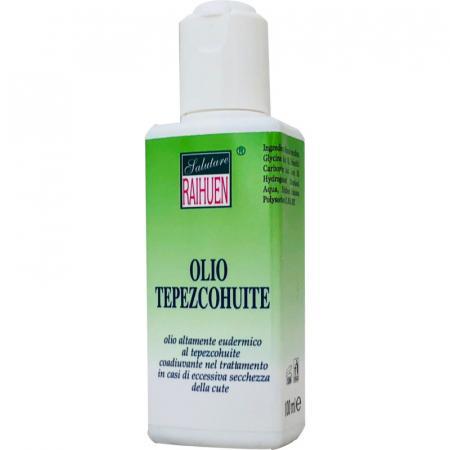 Olio Tepezcohuite utile per la psoriasi Raihuen