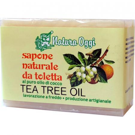 Sapone con Tea Tree oil