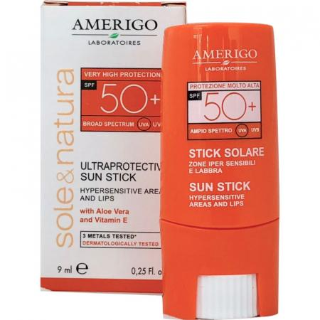 Stick Solare ultraprotettivo SPF 50 Amerigo