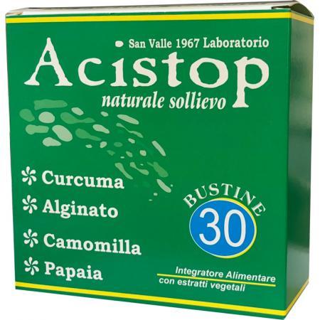 acistop bustine solubili contro l'acidità