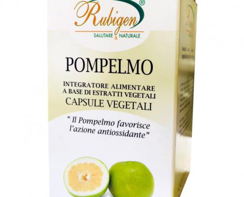 Pompelmo in capsule vegetali